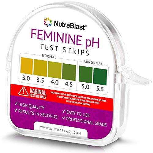 Nutrablast Feminine pH Test