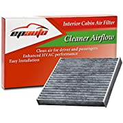 EPAuto CP285 (CF10285) Toyota/Lexus/Scion/Subaru Premium Cabin Air Filter includes Activated Carbon