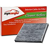 EPAuto CP285 (CF10285) Toyota / Lexus / Scion / Subaru Premium Cabin Air Filter includes Activated Carbon