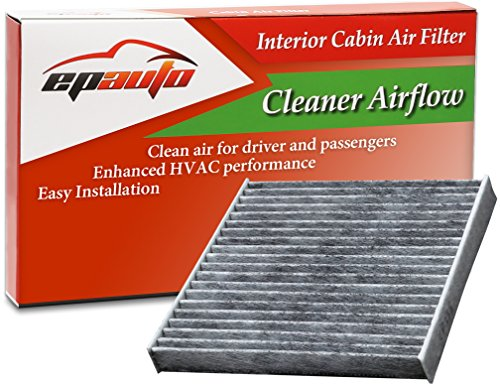 EPAuto CP285 (CF10285) Toyota/Lexus/Scion/Subaru Premium Cabin Air Filter includes Activated Carbon (Best Automotive Air Filter)