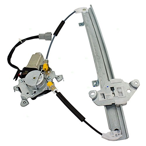 Drivers Front Power Window Lift Regulator with Motor Assembly Replacement