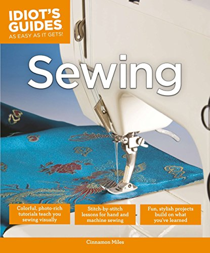 Sewing Manual - Sewing (Idiot's Guides)