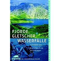 Sierra, Bd.67, Fjorde, Gletscher, Wasserfälle