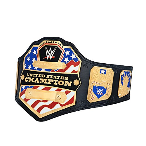 WWE Authentic Wear United States Championship Replica Title Belt -