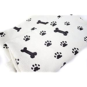 "Zwipes Large Microfiber Pet Towels (Size: 30"" x 36""), 2-Pack Soft Terry Cleaning Cloths"