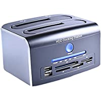 MyCableMart USB 3.0 Docking Station for HDD/SDD or USB 3.0 SATA Hard Drive