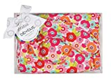 C.R. Gibson Newborn Bib and Burp Set, Cutie Pie