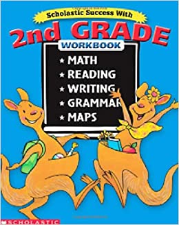 Scholastic Success With: 2nd Grade (Bind-Up): Terry Cooper