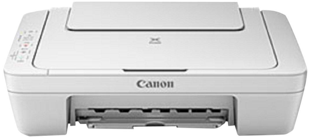 Canon Pixma MG2550 Stampante Multifunzione Inkjet, 4800 x 600 dpi, Bianco 8330B006 DruckerCanonPIXMAMG2550MFC-Inkbl.A4 copia ink-jet scansione