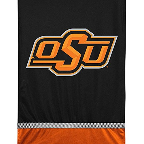 Sports Coverage NCAA Oklahoma State Cowboys Sidelines Wall Hanging, 28 x 45, -