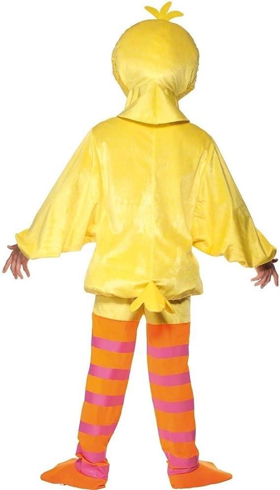 Traje de pájaro Bibo-Barrio Sésamo disfraz pájaro personaje ...