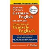 Merriam-Webster's German-English Dictionary (German and English Edition)