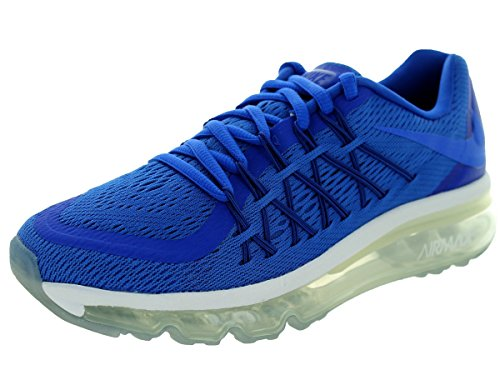 NIKE Kids Air Max 2015 (GS) Running Shoe, Boy's 3.5 M