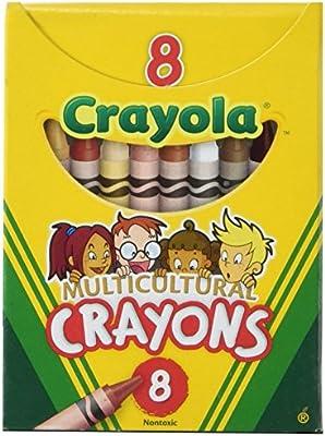 Crayola Multicultural Crayons (Crayola)
