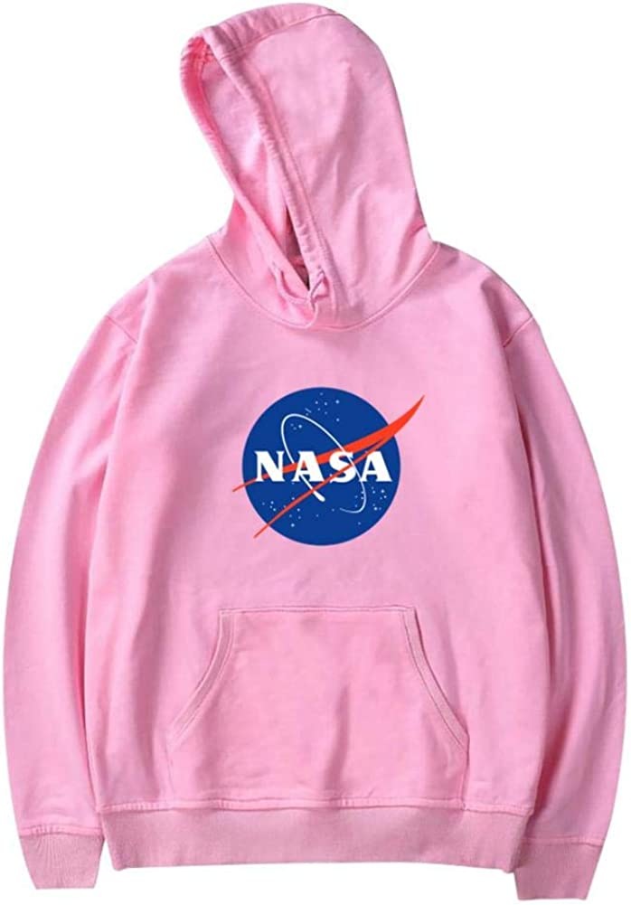 Fleece Pull Over Sweatshirt for Boys Girls Kids Youth Pink Doughnut Unisex Toddler Hoodies