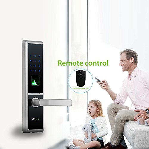 Bestselling Home Security Biometrics