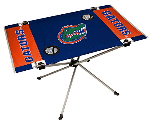(Rawlings NCAA Portable Folding Endzone Table, 31.5 in x 20.7 in x 19 in)