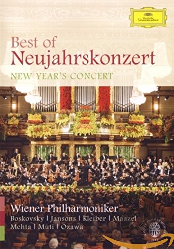DVD : Carlos Kleiber - Best Of New Year's Concert (DVD)