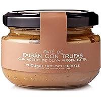 Paté de Faisán con Trufas (120 g)