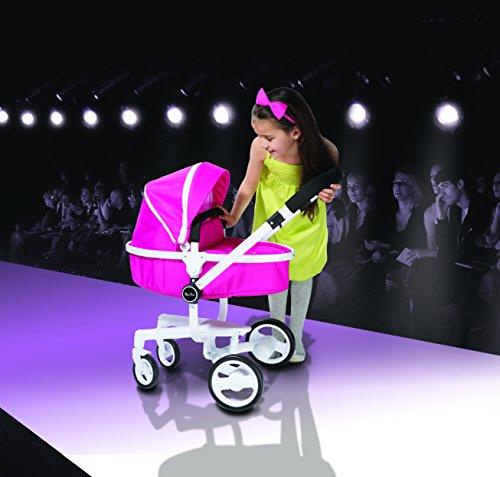 Amazon.es: Silver Cross Surf - Cochecito de muñecas, color rojo: Juguetes y juegos
