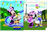 Disney Minnie Bowtique 7 Wood Puzzles in Wooden