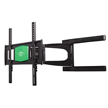 Entzuckend Hama Ultraslim Size L FullMotion Wall Bracket For TV With 2 Arms   Black
