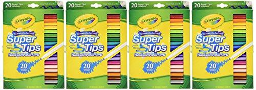 Crayola 58 8106 20CT Super Marker