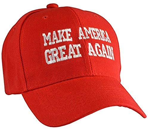 - Donald Trump Make America Great Again Hat-red
