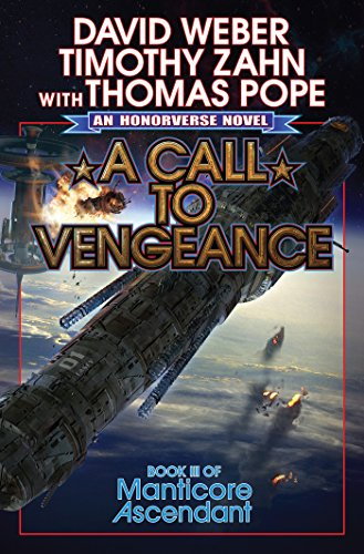 A Call to Vengeance (Manticore Ascendant Book 3) cover