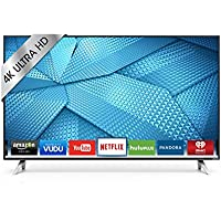 VIZIO M50-C1 50-Inch 4K Ultra HD Smart LED TV (2015 Model) (Certified Refurbished)