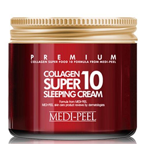 [MEDI-PEEL]Premium Collagen Super10 Sleeping Cream 70ml