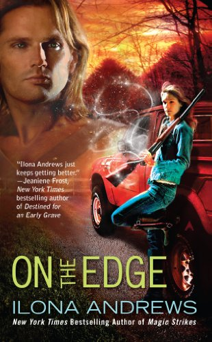 On the Edge (A Novel of the Edge Book 1) cover