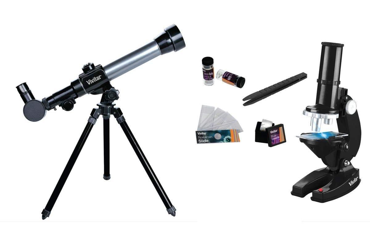 Amazon vivitar viv telmic telescope and