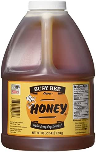 Busy Bee Clover Honey, 80 Ounce