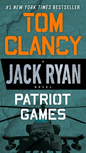 Patriot Games (A Jack Ryan Novel Book 2) cover