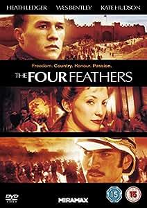 Four Feathers [Edizione: Regno Unito] [Reino Unido] [DVD]