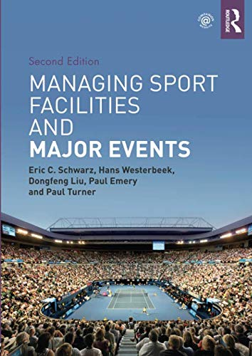 Top managing sport facilities and major events