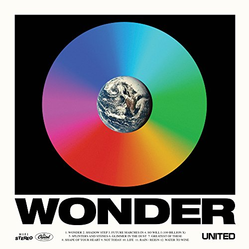 Wonder Album Cover