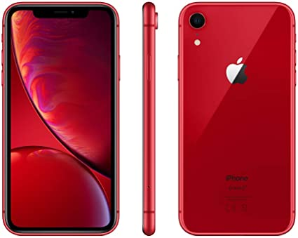 Apple iPhone XR 64 GB Rojo (Reacondicionado): Amazon.es: Electrónica