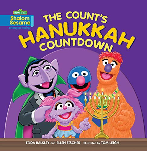 The Count's Hanukkah Countdown (Shalom -