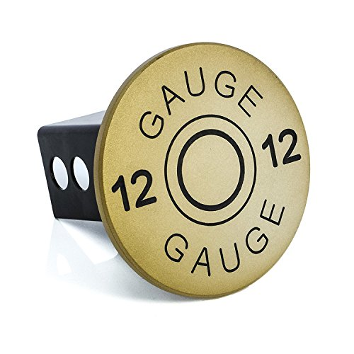 All Sales 1045GLD Ami 12 Gauge Hitch Cover