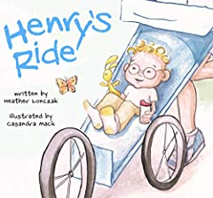 "As Henry rides along in a stroller, he takes-in the buzz of activity around him, all the while being comforted by the constant ""Pitterpat"" of his mother's footsteps. Join Henry on his lovely little journey and experience a jog from a baby's p..."