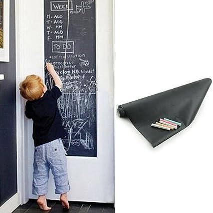 Adhesivo para pared con pizarra, diseño de extraíble pizarra ...
