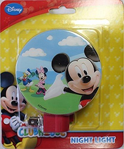 - Disney Mickey Mouse Night Light