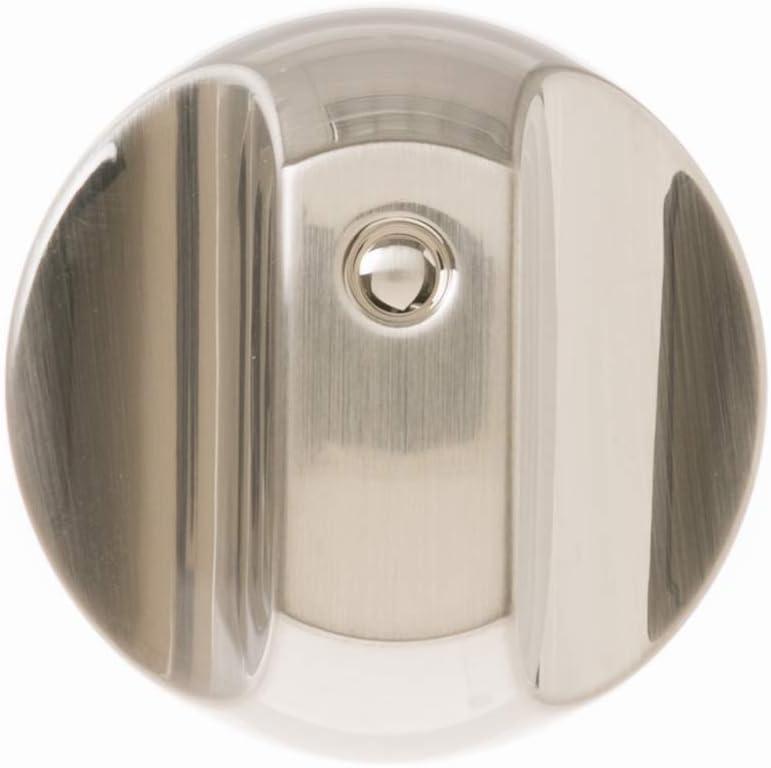 WB03T10329 WB03X25889 Cooktop Burner Control Knob for GE Cafe CGP350SETSS & CGP650SETSS Series. Range Dial Knob Replace WB03T10329, WB03X25889, 4920893, WB03X32194