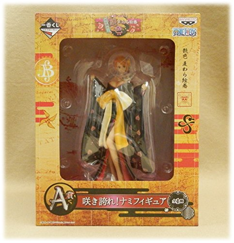 Banpresto Peace Sakihokore Glow Colors figure