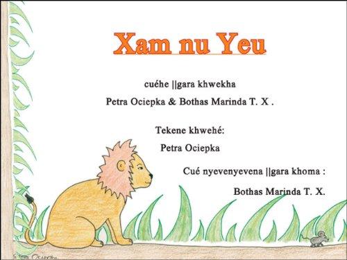Xam nu Yeu: Learning Khwedam is Your Future Life pdf epub