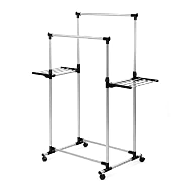SUNPACE Best Clothes Drying Rack Laundry SUN010 Cloth Dryer Laundry Rack for Shirts,Dress,Jacket,Towels