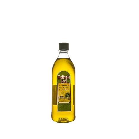 the best attitude 9d1d3 d36ab Kaltgepresstes Extra natives Mild Olivenöl Hacienda Real 1 Liter