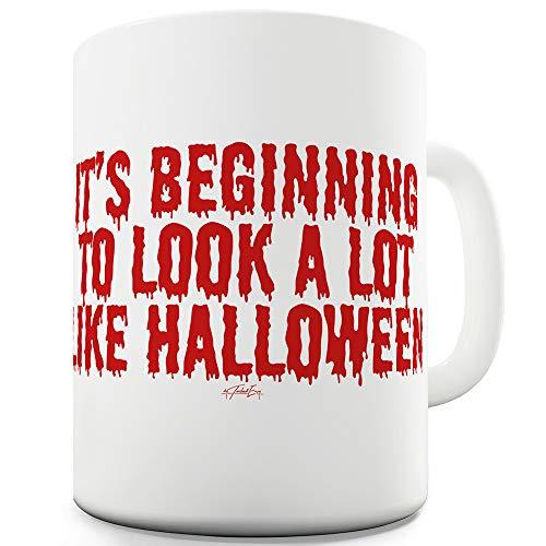 Look A Lot Like Halloween 15 OZ Ceramic